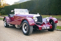 Jonhard Donington Bentley Mark V1 Special