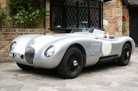 C Type Jaguar Proteus
