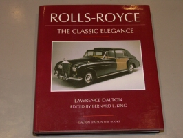 Rolls Royce The Classic Elegance