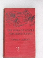 Ten years of Motors and Motor Racing Charles Jarrott