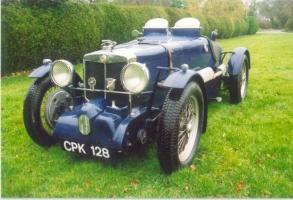 MG K3 replica