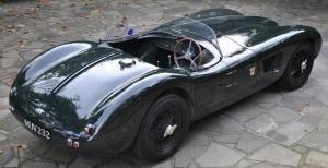 Jaguar C Type replica
