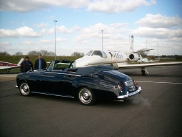 Rolls Royce Silver Cloud 3 drop head