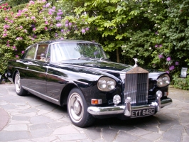 Rolls Royce Continental Chinese Eye