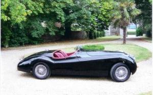 Jaguar XK120 Genuine ali bodied factory car