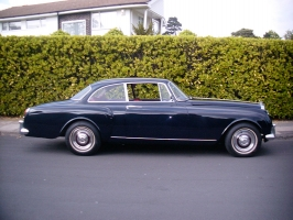 Bentley Continental S2 Coupe