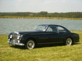 Bentley Continental S1 Fastback