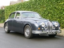 John Coombs Jaguar 3.8 Mk2