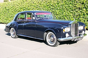 Rolls–Royce Silver Cloud III 'Daisy'