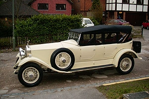 Rolls–Royce Phantom I ex Lawrence of Arabia