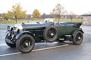 Bentley Speed Six Replica