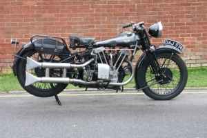 Brough Black Alpine