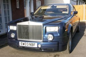Rolls Royce Phantom chassis 003