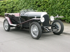 Bentley 3 litre Van den Plas