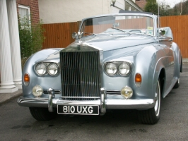 Rolls Royce Silver Cloud 2 drop head